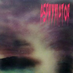 Asphyxiator - Trapped Between Two Worlds - CD