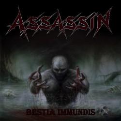 Assassin - Bestia Immundis - CD DIGIPAK
