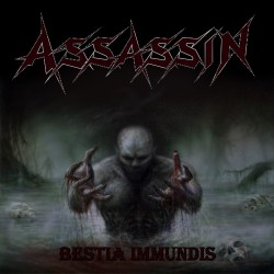 Assassin - Bestia Immundis - LP Gatefold Coloured
