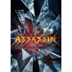Assassin - Chaos and Live Shots - 2DVD DIGIPAK