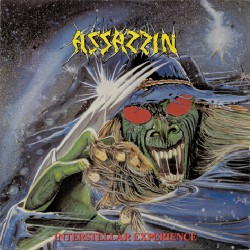 Assassin - Interstellar Experience - DOUBLE LP