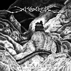 Assatur - Where Chaos Reigned - CD DIGIPAK