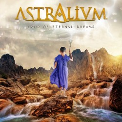 Astralium - Land Of Eternal Dreams - CD DIGIPAK