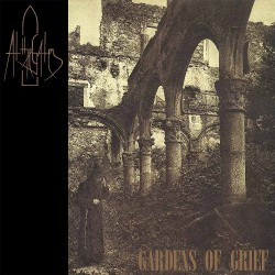 "At The Gates - Gardens Of Grief - 10"" vinyl gatefold"