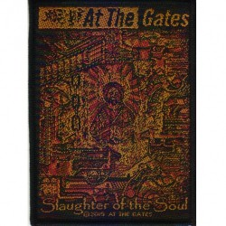 At The Gates - Slaughter Of The Soul - Patch