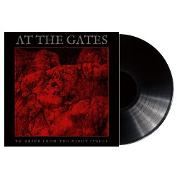 At The Gates - To Drink From The Night Itself - LP Gatefold