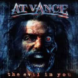 At Vance - The Evil In You - CD