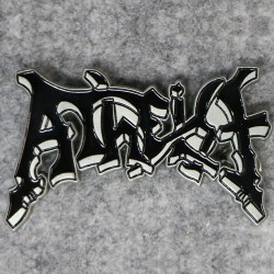 Atheist - Logo - METAL PIN