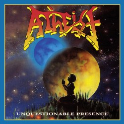Atheist - Unquestionable Presence - CD + DVD