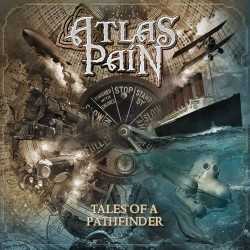 Atlas Pain - Tales Of A Pathfinder - CD DIGIPAK