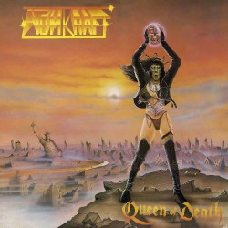 Atomkraft - Queen Of Death - CD DIGIPAK