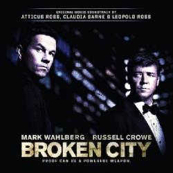 Atticus Ross, Claudia Sarne & Leopold Ross - Broken City - CD