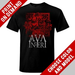 Ava Inferi - Blood of Bacchus - Print on demand