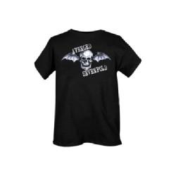 Avenged Sevenfold - Death Bat Logo - T-shirt (Men)