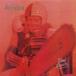 Avenger - Blood Sports - LP COLOURED