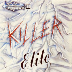 Avenger - Killer Elite - LP Gatefold Coloured