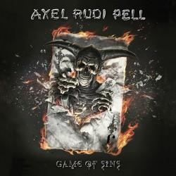 Axel Rudi Pell - Game Of Sins - CD DIGIPAK