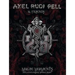 Axel Rudi Pell - Magic Moments -25th Anniversary Special Show - 3DVD BOX SET