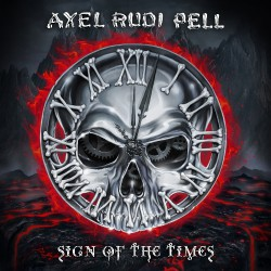 Axel Rudi Pell - Sign Of The Times - DOUBLE LP GATEFOLD COLOURED