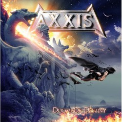 Axxis - Doom of Destiny - CD