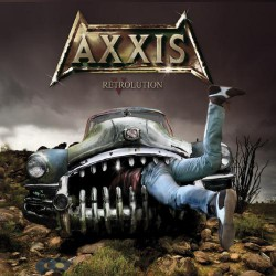 Axxis - Retrolution - CD DIGIPAK