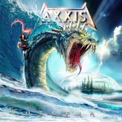 Axxis - Utopia LTD Edition - CD DIGIPAK