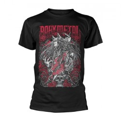 Babymetal - Rosewolf - T-shirt (Homme)
