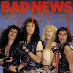 Bad News - Bad News - LP COLOURED