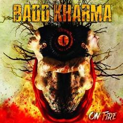 Badd Kharma - On Fire - DOUBLE LP Gatefold