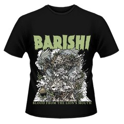 Barishi - Blood From The Lion's Mouth - T-shirt (Homme)
