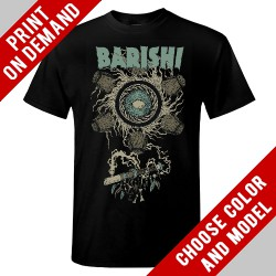 Barishi - Cosmic Eye - Print on demand