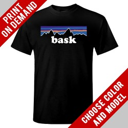 Bask - Logo - Print on demand