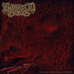 Bastard Grave - Diorama Of Human Suffering - CD