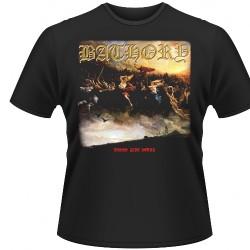 Bathory - Blood Fire Death - T-shirt (Homme)