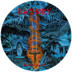Bathory - Blood On Ice - LP PICTURE