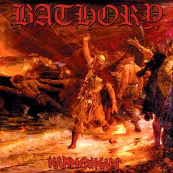 Bathory - Hammerheart - DOUBLE LP