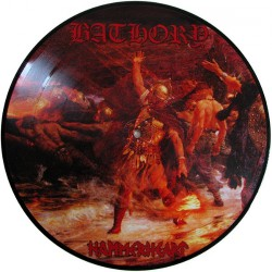 Bathory - Hammerheart - LP PICTURE