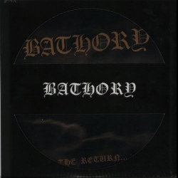 Bathory - The Return - LP PICTURE