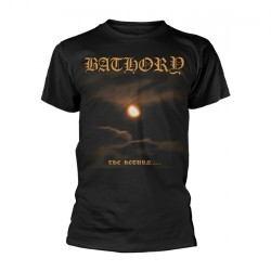 Bathory - The Return - T-shirt (Homme)