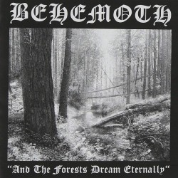Behemoth - And The Forests Dream Eternally - LP Gatefold Coloured