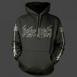 Behemoth - Crucifix - Hooded Sweat Shirt (Homme)