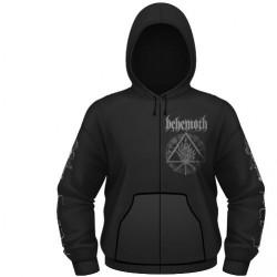 Behemoth - Furor Divinus - Hooded Sweat Shirt Zip (Homme)