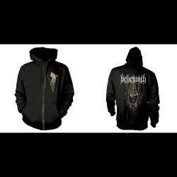 Behemoth - LCFR - Hooded Sweat Shirt Zip (Homme)