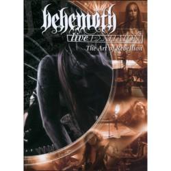 Behemoth - Live Eschaton - The Art of Rebellion LTD Edition - DVD + CD DIGIPAK