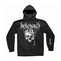 Behemoth - Skull - Hooded Sweat Shirt (Homme)