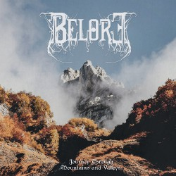 Belore - Journey Through Mountains And Valley - CD DIGIPAK