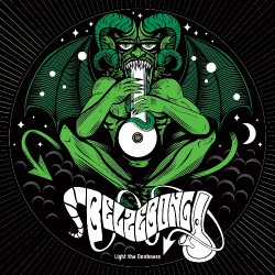Belzebong - Light The Dankness - CD DIGIPAK
