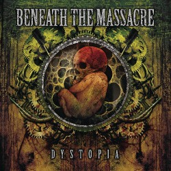 Beneath The Massacre - Dystopia - CD