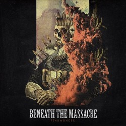 Beneath The Massacre - Fearmonger - LP COLOURED + CD