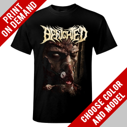 Benighted - Asylum Cave - Print on demand